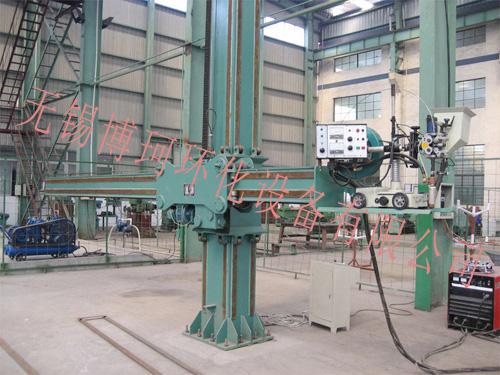 自动焊接中心